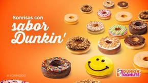 Oferta Dunkin' Donuts